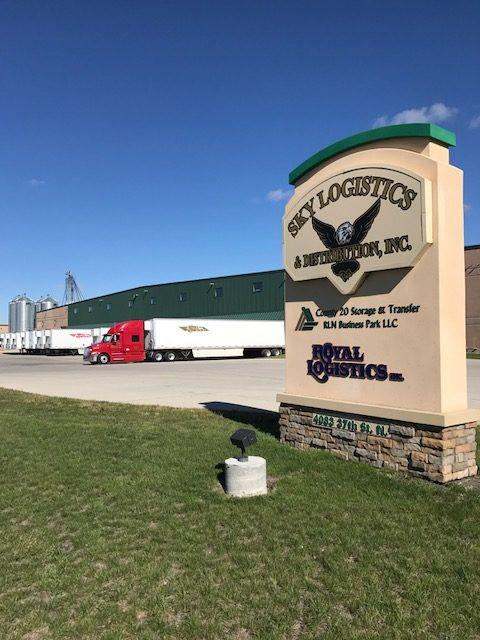 Home - Sky Logistics & Distribution